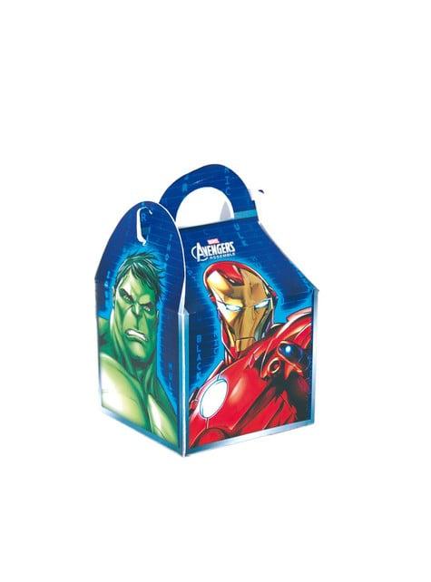 4 scatole I Vendicatori - Mighty Avengers