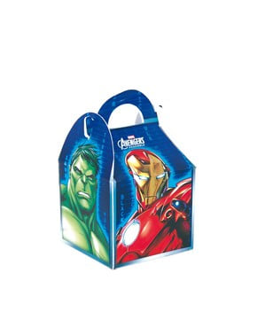 Zestaw pudełek The Avengers