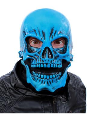 Máscara de calavera para hombre