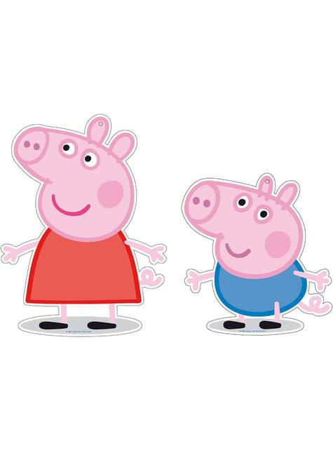 Set di figurine Peppa Pig