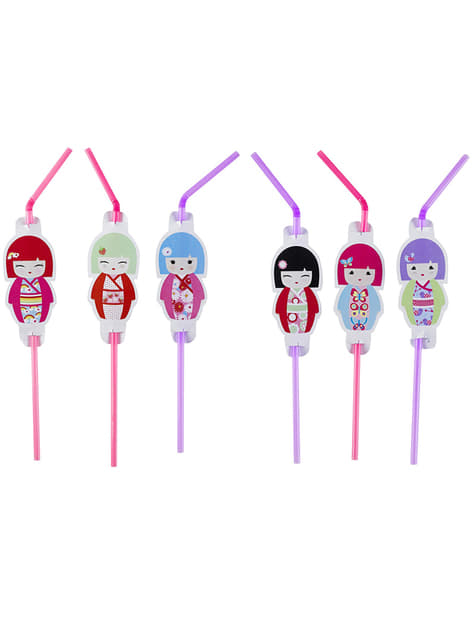 Kimmi Junior Straw Set