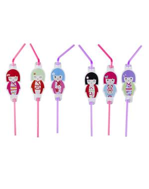 Kimmi Junior Straw Set
