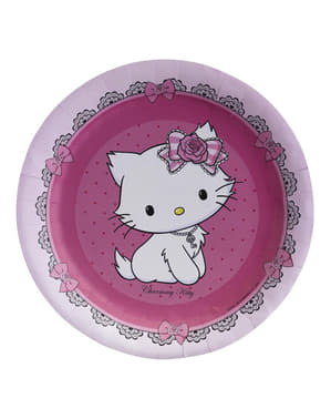 8 platos grandes Charmmy Kitty