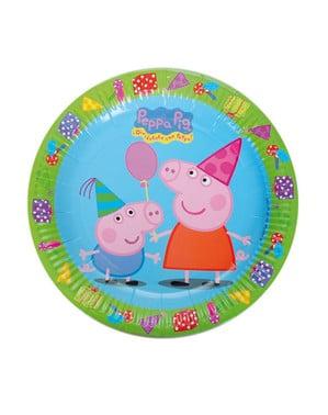 Grote Borden Set Peppa Pig