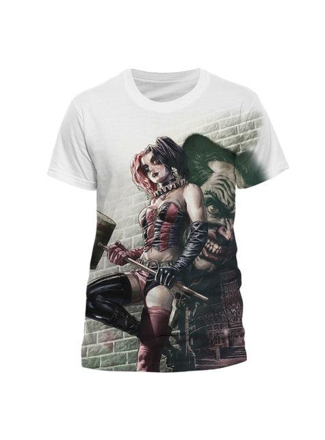 Camiseta de Harley Quinn deluxe