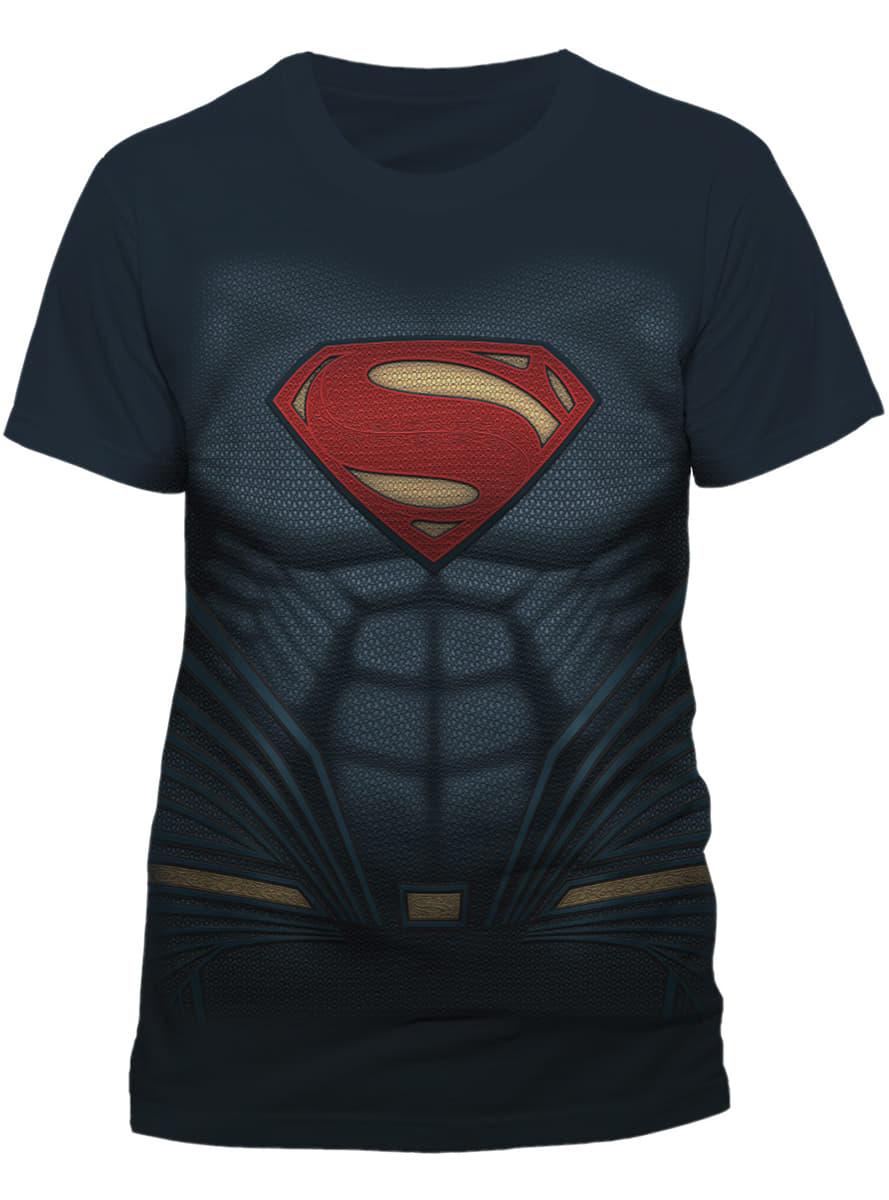 Camiseta de superman símbolo deluxe oficial para fans funidelia jpg  889x1200 Símbolo super heroes estampado logo 5f53e677a7018