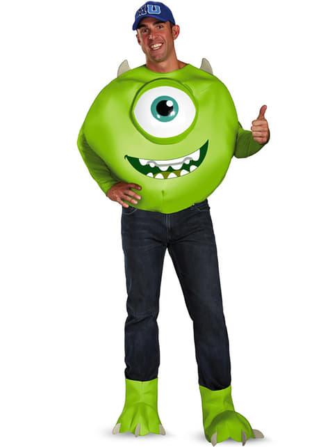 Mike Wazowski Kostüm für Erwachsene