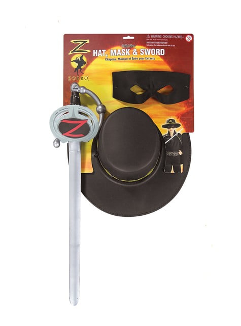 Комплект за аксесоари Zorro