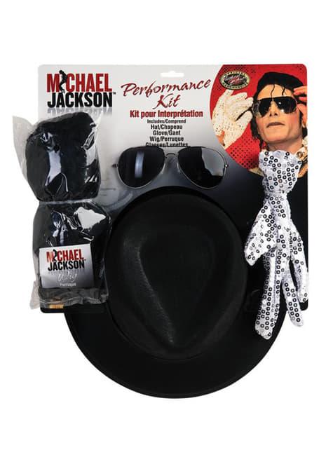 Zestaw Michael Jackson