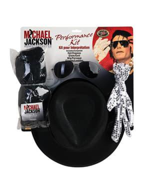 Kit Disfraz de Michael Jackson