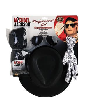 Set costume Michael Jackson