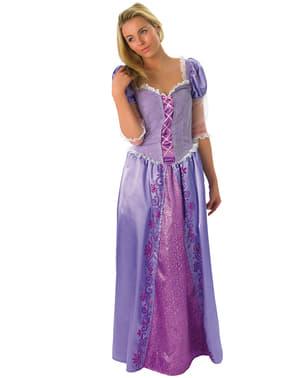 Rapunzel Maskeraddräkt Vuxen