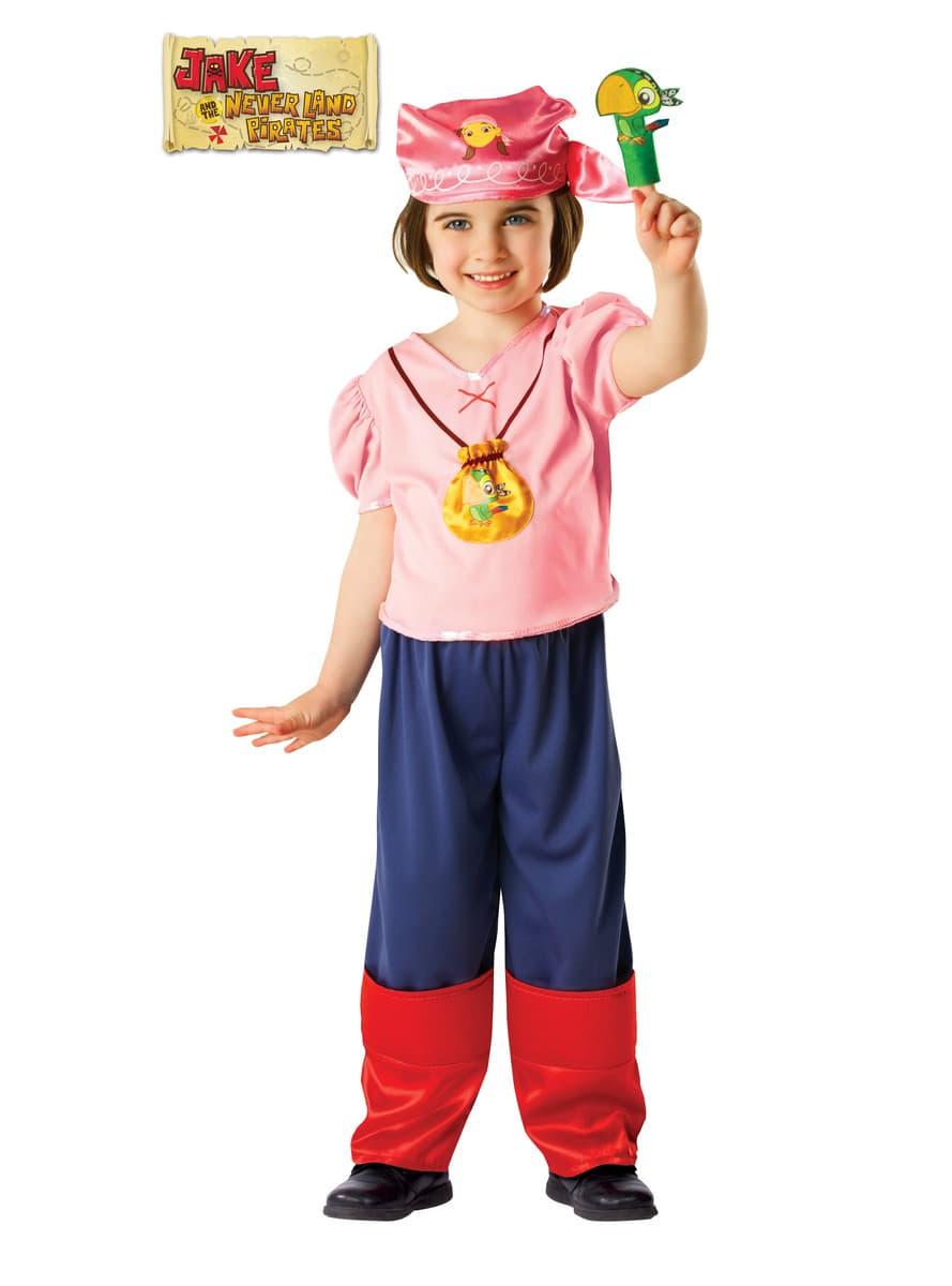 Disfraces de Jake y los Piratas del País de Nunca Jamas con entrega ... 9b179a61c152