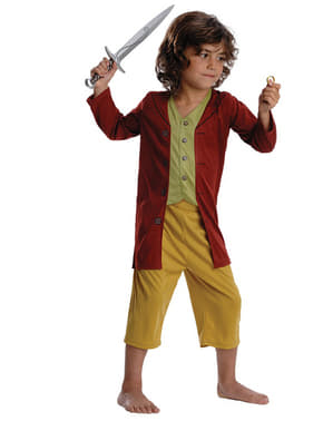 Bilbo Baggins asusteet lapsille