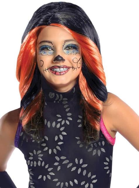 Parrucca Skelita Calaveras Monster High