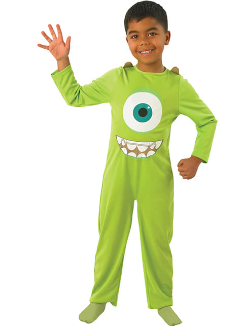 Mike kostume til drenge