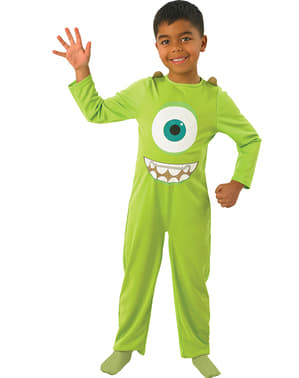 Mike Kids Costume