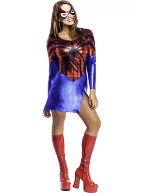 Costum SpiderGirl classic