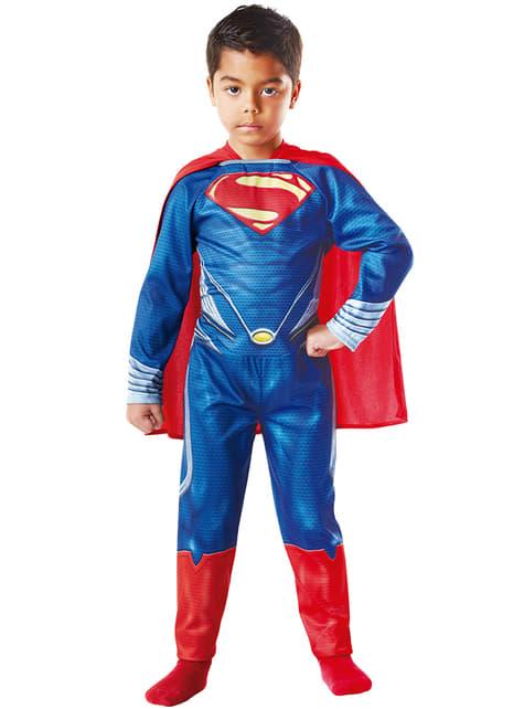 Superman Man of Steel Kids Costume