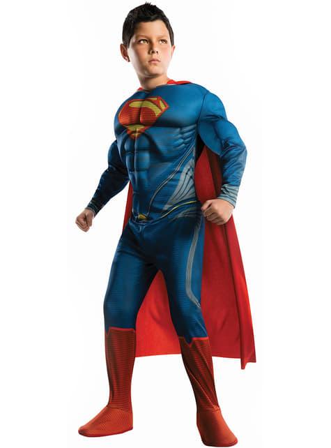 Superman Man of Steel Muscular Child Costume