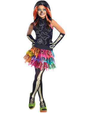 Monster High Skelita Calaveras Barnekostyme