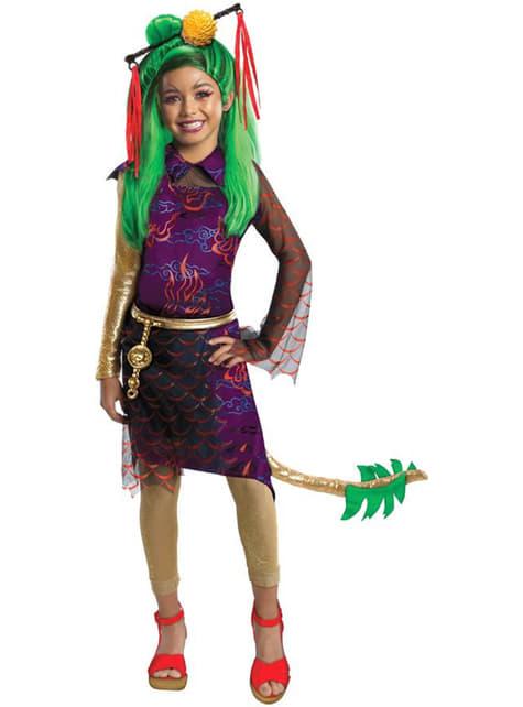 Monster High Jinafire Long Kostyme Barn