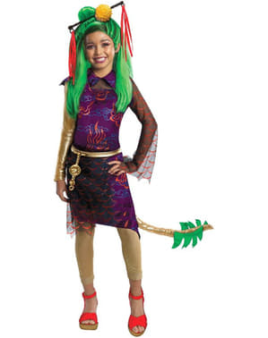 Costum Jinafire Monster High
