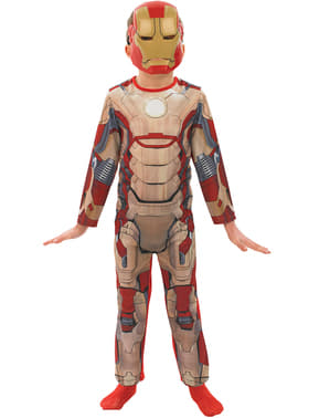 Affordable Iron Man 3 Kids Costume