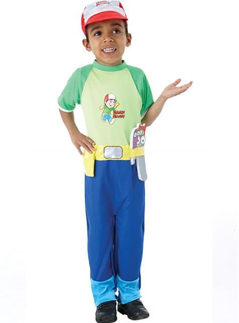 Handy Manny kostým pre chlapca