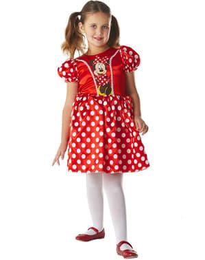 Kostum Anak Minnie Tikus Merah