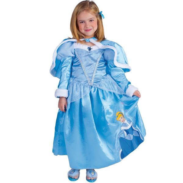 Vestido de la cenicienta para niña - Imagui