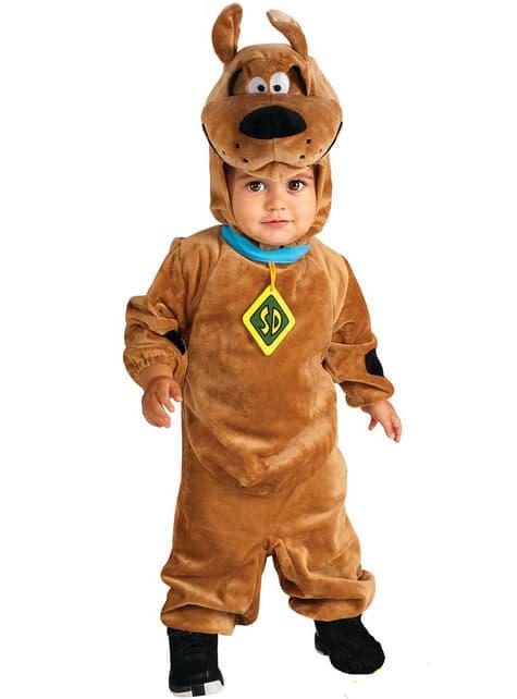 Disfraz de Scooby Doo para bebé
