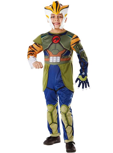 Tygra kostume til drenge