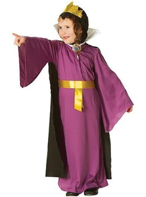 Η φορεσιά κοστούμι παιδιών του κακού Βασίλη