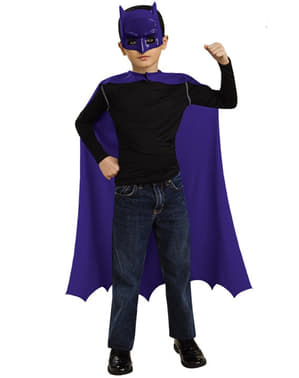 Batman The Brave and The Bold Mask & Cape Kit