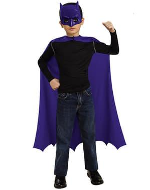 באטמן אמיצי מסכת המודגשת & ערכת קייפ