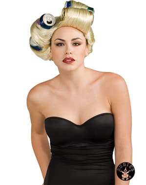 Lady Gaga Soda-pruik