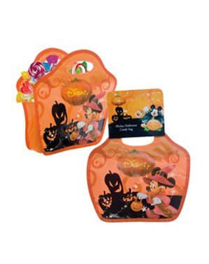 Saco recolhe doces da Minnie Mouse