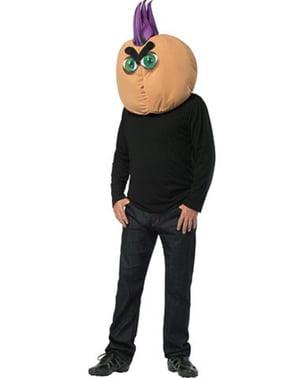 Punkrumpa Huvudmask