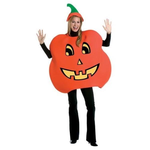 Halloween Pumpkin Adult Costume