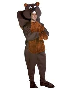 Disfraz de castor