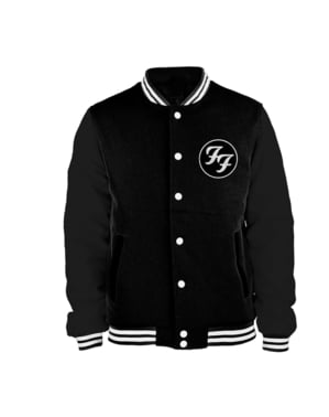Giacca Foo Fighters Logo da uomo