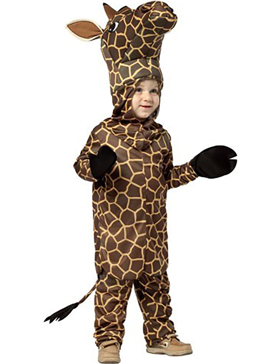 Giraff Maskeraddräkt