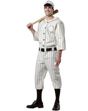 Costume giocatore di baseball
