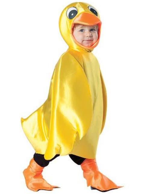 Gul and kostume til babyer