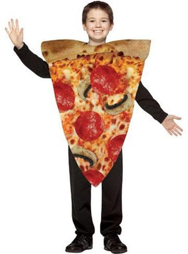 pizza st ck kost m f r kinder funidelia. Black Bedroom Furniture Sets. Home Design Ideas