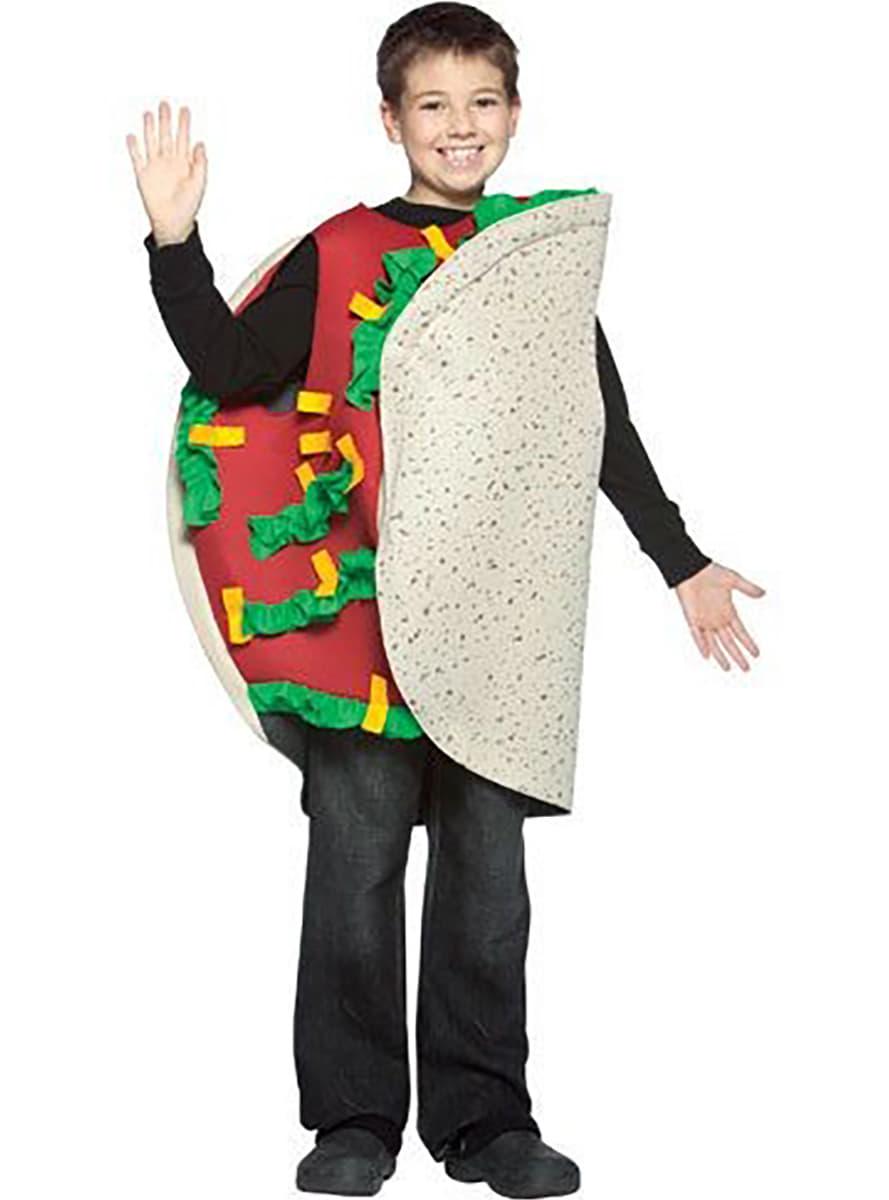 mexikanischer taco kost m f r kinder funidelia. Black Bedroom Furniture Sets. Home Design Ideas