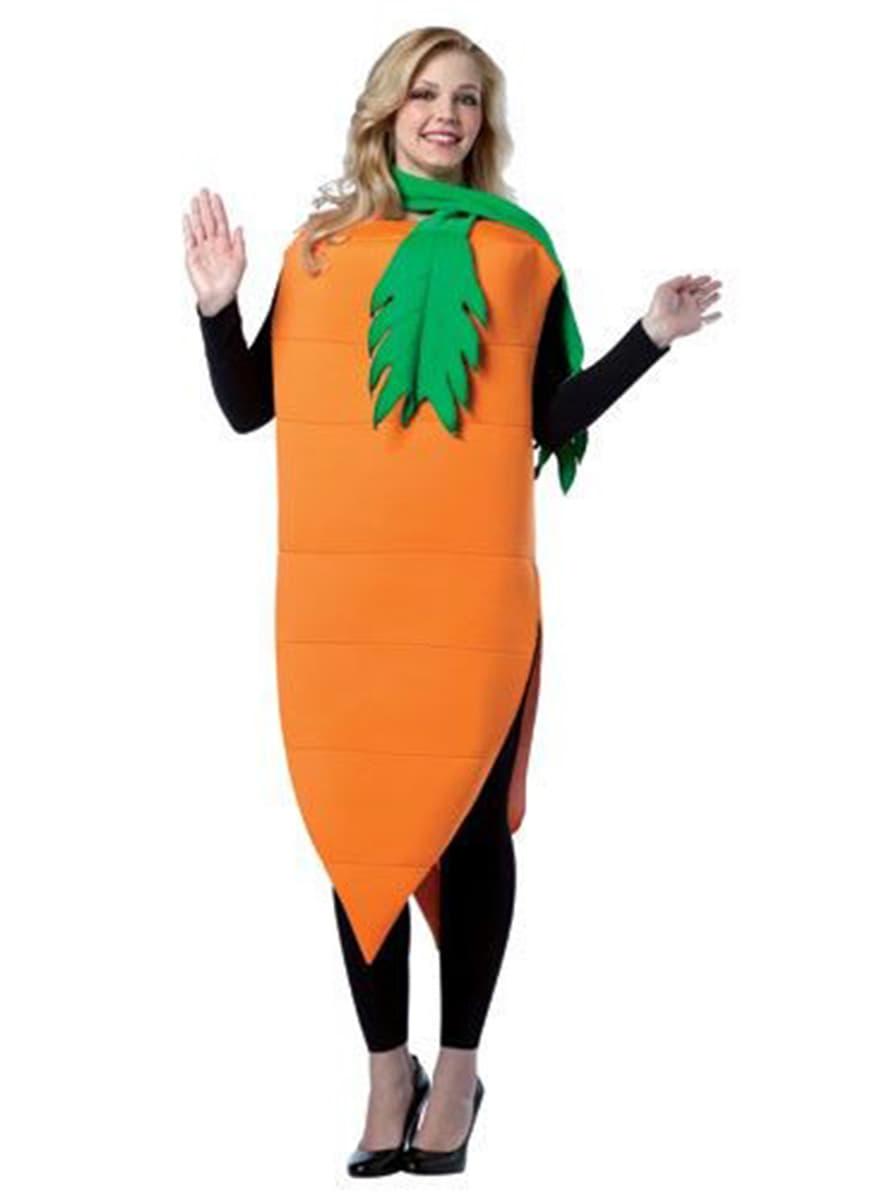 costume carotte pour femme funidelia. Black Bedroom Furniture Sets. Home Design Ideas