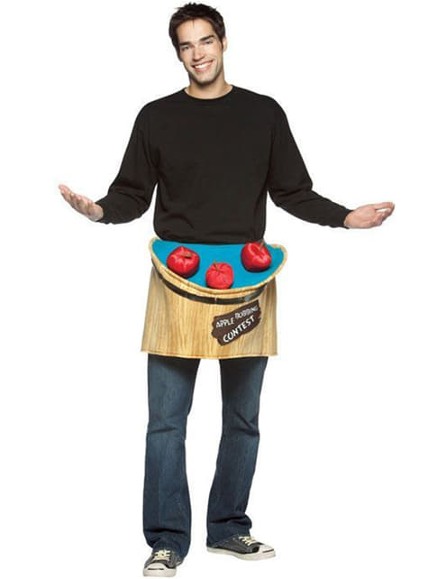 Apple Bobbing Adult Costume