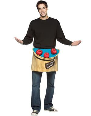 Costume du jeu mort les pommes